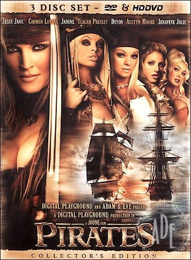 [20+] Pirates II Stagnetti's Revenge XXX Digital Playground