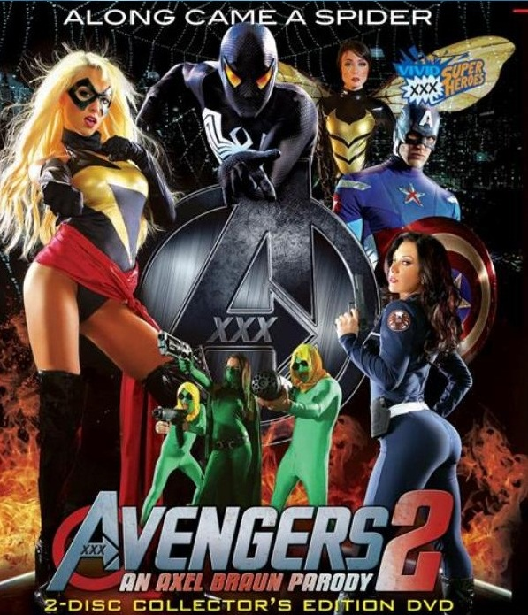 Avengers XXX 2 An Axel Braun Parody (2015) 6 EP Adult Movie ดูหนังโป๊ฝรั่ง [20+]