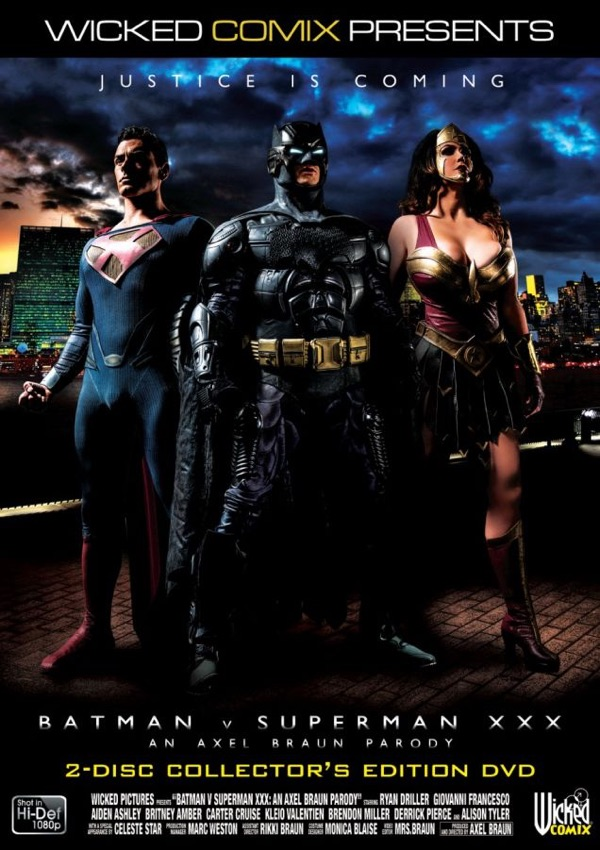 Batman vs Superman XXX – An Axel Braun Parody-[ฝรั่ง-INTER-EROTIC]-[20+]