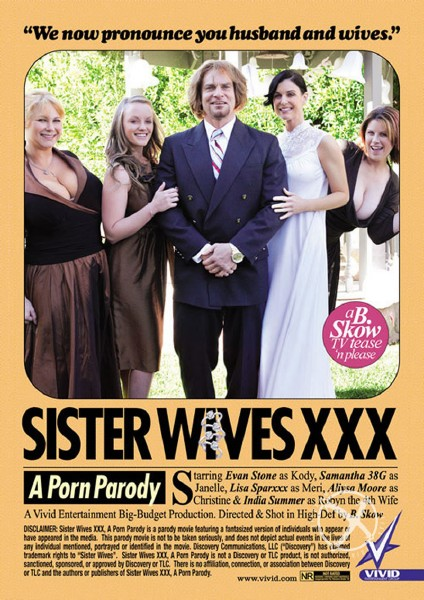 Sister Wives Xxx A Porn Parody-[ฝรั่ง-INTER-EROTIC]-[20+]