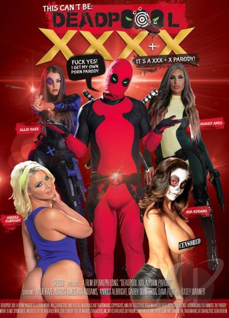 This Can't Be Deadpool XXXX Parody (2016)-[ฝรั่ง-INTER-EROTIC]-[20+]