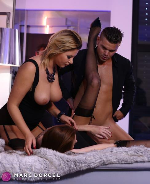 Anna Polina, Marie Clarence, Mya Lorenn – Behind The Scenes Of My Real Swingers Orgy-[ฝรั่ง-INTER-EROTIC]-[20+]