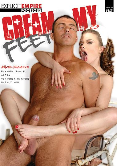 Cream My Feet 2015-[ฝรั่ง-INTER-EROTIC]-[20+]