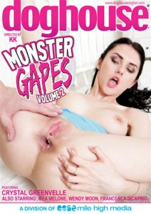 Monster Gapes Vol. 2 2016-[ฝรั่ง-INTER-EROTIC]-[20+]
