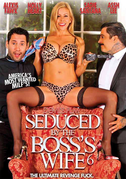 Seduced By The Boss's Wife 6 2016-[ฝรั่ง-INTER-EROTIC]-[20+]