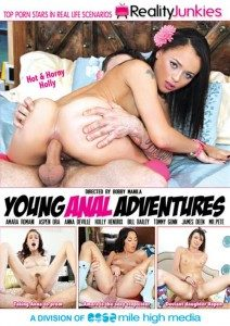 Young Anal Adventures 2016