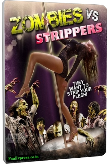 teens-zombies-vs-striper-nude-bra-and