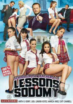Schoolgirls & Teachers 2 Lessons In Sodomy-[ฝรั่ง-INTER-EROTIC]-[20+]