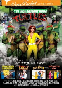 Ten Inch Mutant Ninja Turtles & Other Porn Parodies 2016-[ฝรั่ง-INTER-EROTIC]-[20+]