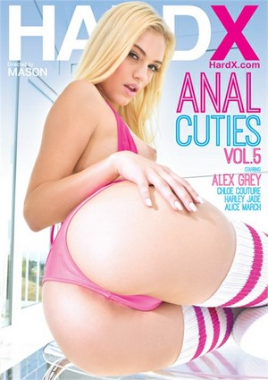 Anal Cuties Vol. 5 2016