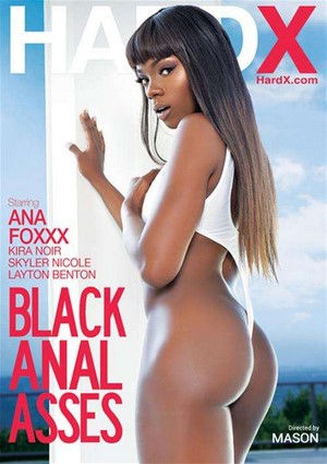 Black Anal Asses 2016
