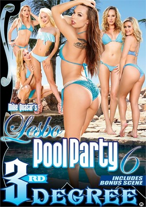Lesbo Pool Party 6 2016