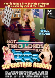 NOT Traci Lords XXX '80s Superstars Reborn 2016