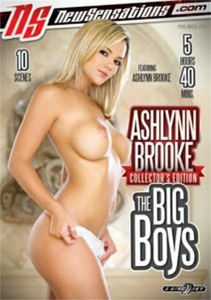 Ashlynn Brooke Collector's Edition – The Big Boys 2016 Adult Movie XXX [20+] ดูหนังโป๊ฝรั่ง
