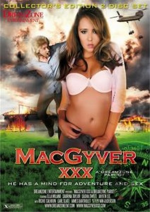 MacGyver XXX A Dreamzone Parody 2013 Adult Movie XXX [20+] ดูหนังโป๊ฝรั่ง