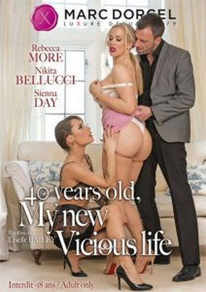 40 Years Old, My New Vicious Life 2016 ดูหนังโป๊ฝรั่ง [20+] Adult Movie XXX