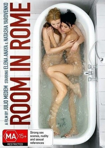 Room In Rome (2010) ดูหนังอาร์ฝรั่ง [18+] Erotic Rate R Movie