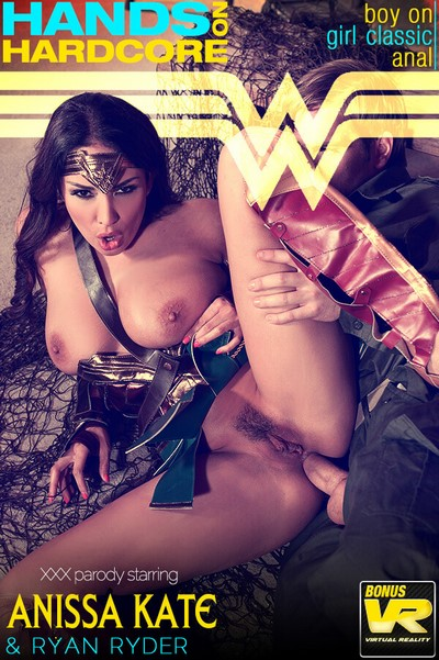 HandsOnHardcore – Anissa Kate – Horny Wonderwoman 2017 ดูหนังอาร์ฝรั่ง-Erotic Rate R Movie [20+]
