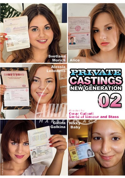Private Castings New Generation 2 ดูหนังโป๊ฝรั่ง-Inter Adult Movie XXX [20+]